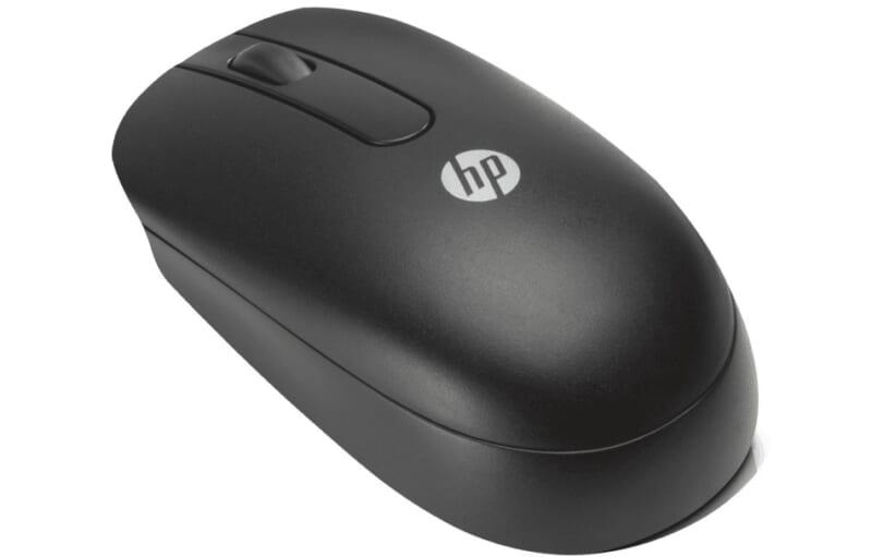 Chuột máy tính HP Optical black tin hoc dai viet 1 1