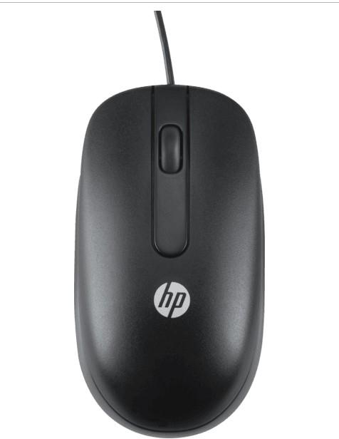 Chuột máy tính HP Optical black tin hoc dai viet