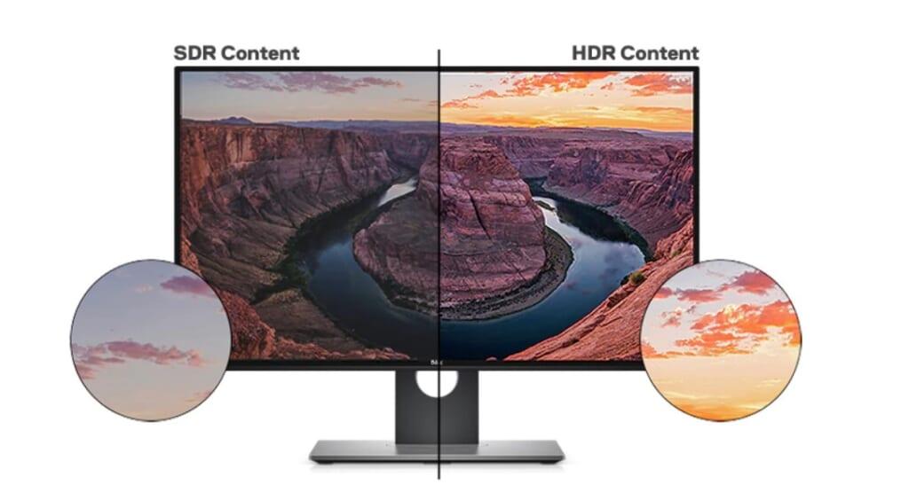 Màn hình Dell U2718Q tin hoc dai viet 1