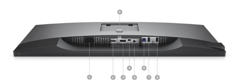 Màn hình Dell U2718Q tin hoc dai viet 4