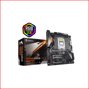 Main Gigabyte TRX40 AORUS XTREME RGB tin hoc dai viet a