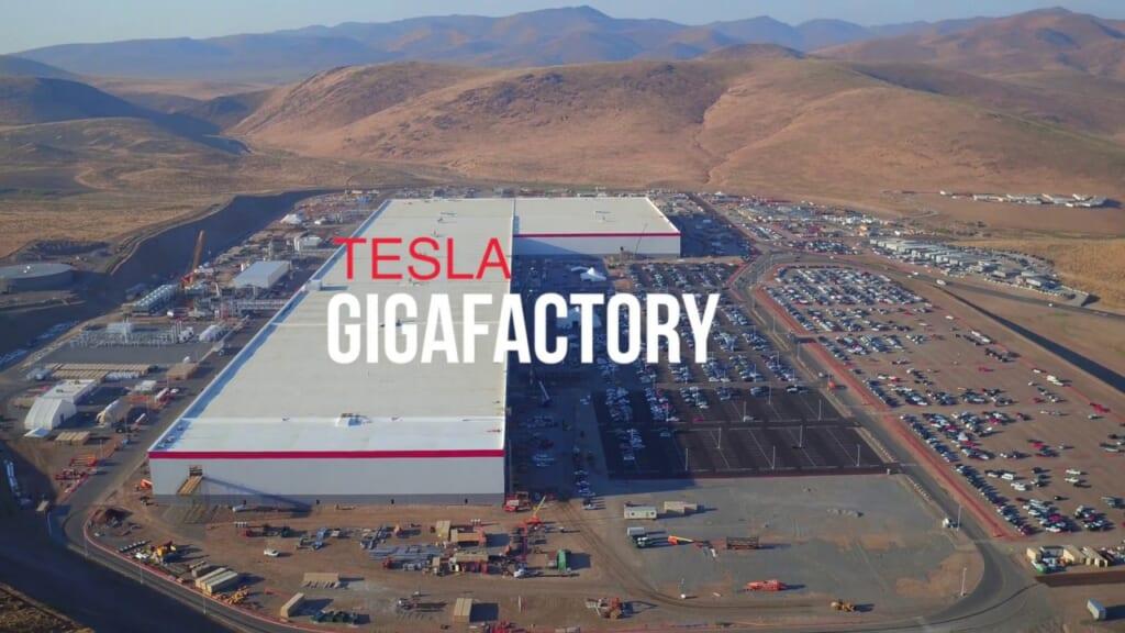 Nhà máy Tesla GigaFactory - Tin học Đại Việt
