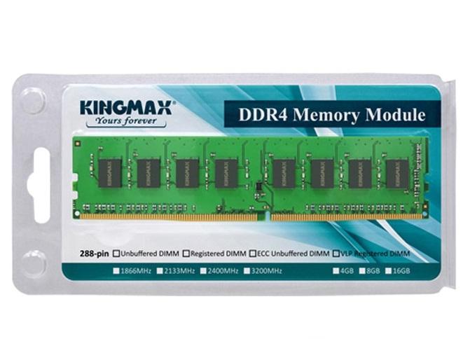 RAM KINGMAX 1x4GB DDR4 BUS 2400MHz tin hoc dai viet 1