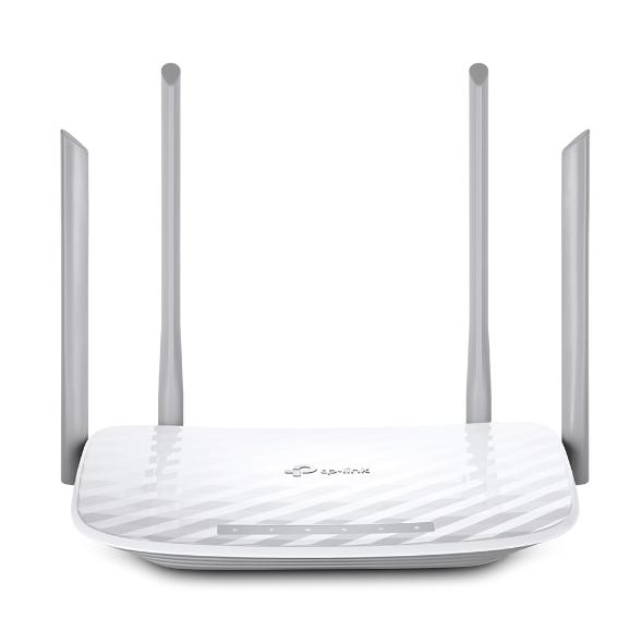 Router phát wifi băng tần kép TP Link AC1200 Archer C50 1