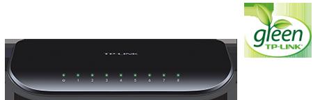 Switch TPlink Gigabit TL-SG1008D - Bộ chia tín hiệu 8 cổng tin hoc dai viet_1