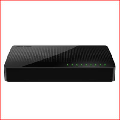 Switch Tenda Gigabit SG108- Bộ chia tín hiệu 8 cổng gigabit tin học đại việt