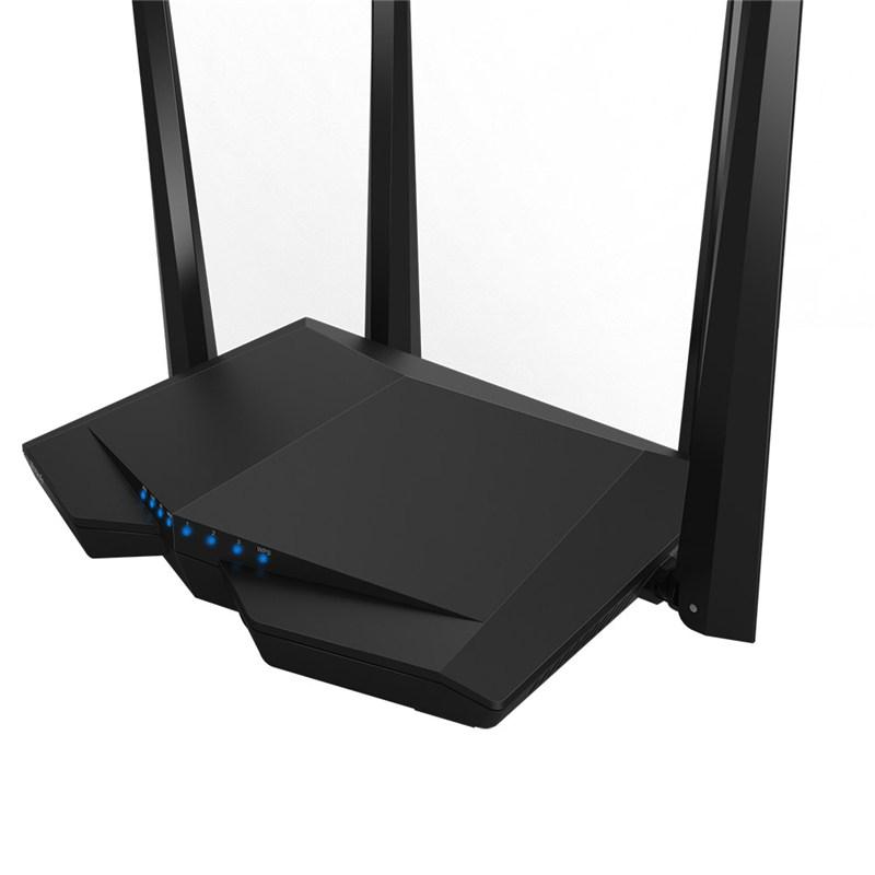 Tenda AC6-1200 Bộ định tuyến (Router) Wifi 2 băng tầng tốc độ 1200Mbps tin hoc dai viet_2