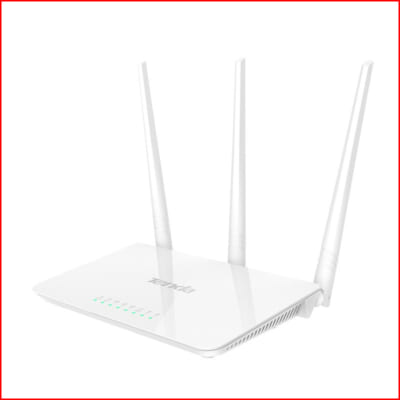 Tenda F3-300 Bộ định tuyến (Router) Wifi chuẩn N 300 Mbps tin hoc dai viet 2