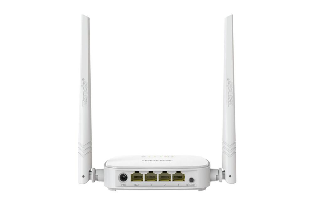 Tenda N301 Bộ định tuyến Router Wifi chuẩn N 300 Mbps Tin học Đại Việt 1