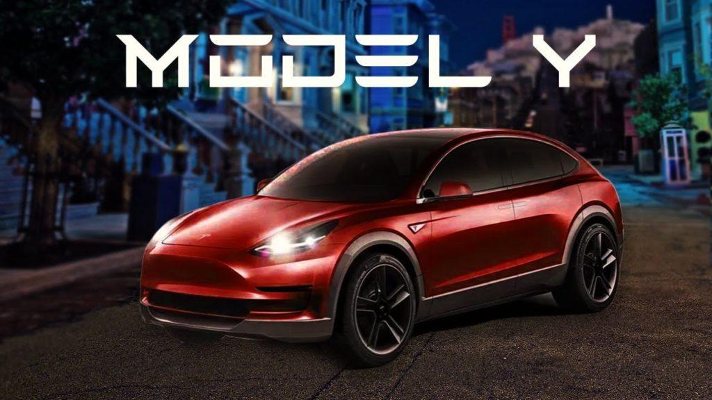 Tesla Model Y - Tin học Đại Việt