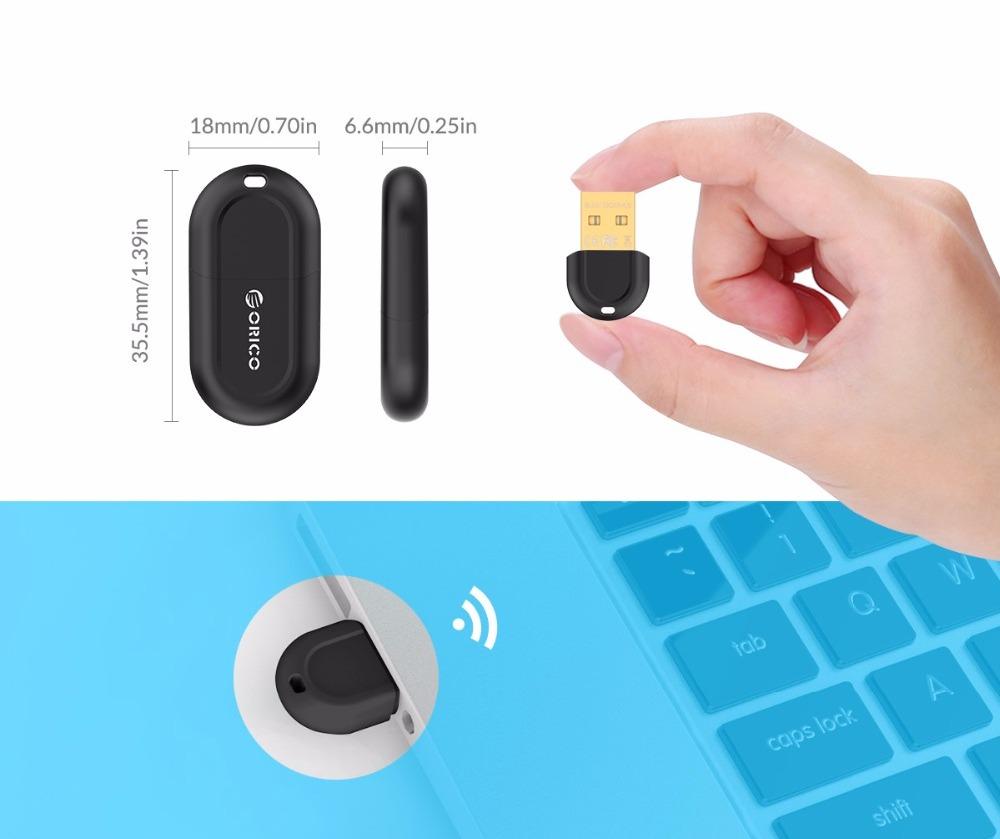 USB Bluetooth Orico 4.0 BTA408 Bảo hành 12 tháng tin hoc dai viet 6