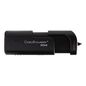 USB Kingston DT104 32GB cổng USB 2.0 tin hoc dai viet