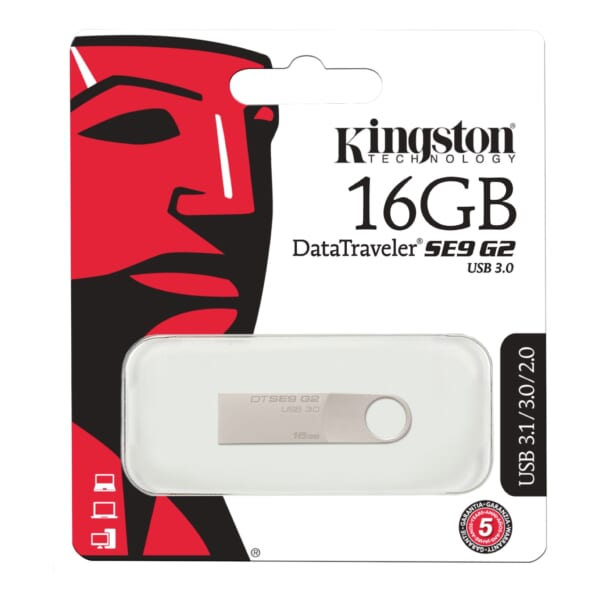 USB Kingston SE9 G2 16GB cổng USB 3.0 tin hoc dai viet_2