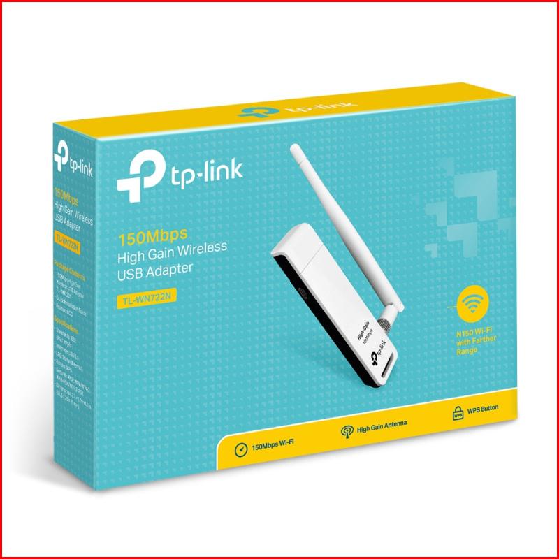 USB Wifi chuẩn N TPlink TL-WN722N tin hoc dai viet_1