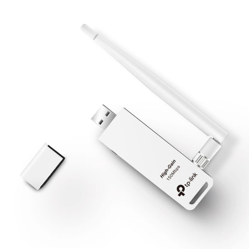 USB Wifi chuẩn N TPlink TL WN722N tin hoc dai viet 2 1