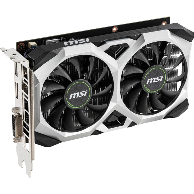 VGA MSI GeForce GTX 1650 Ventus XS OC 4GB GDDR5 tin hoc dai viet b scaled