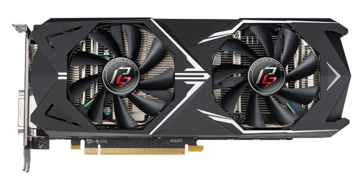 VGA Radeon RX570 4G D5 Asrock Phantom Gaming D tin hoc dai viet 1