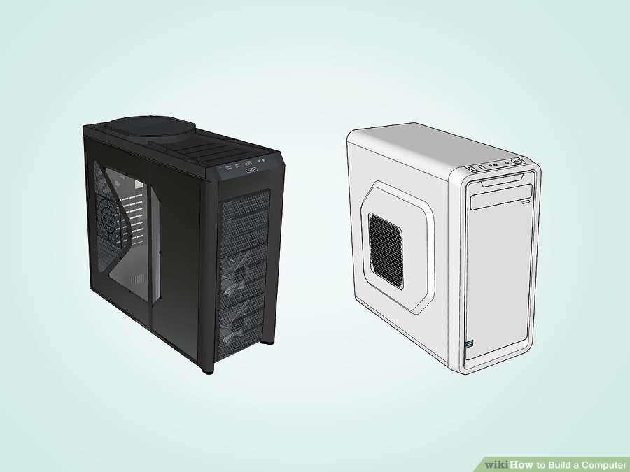 how to build a pc 7