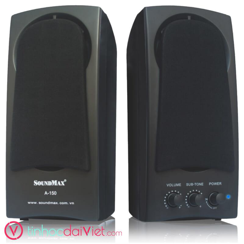 Loa vi tính soundmax A150 Tin học Đại Việt
