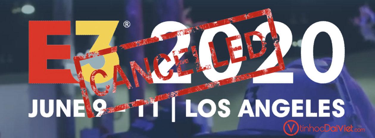 Đóng cửa triển lãm E3 los angeles