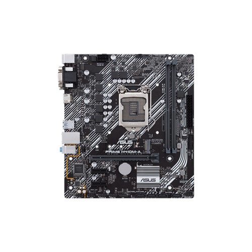 Main ASUS Prime H410M A Socket LGA 1200 for Intel Comet Lake 3