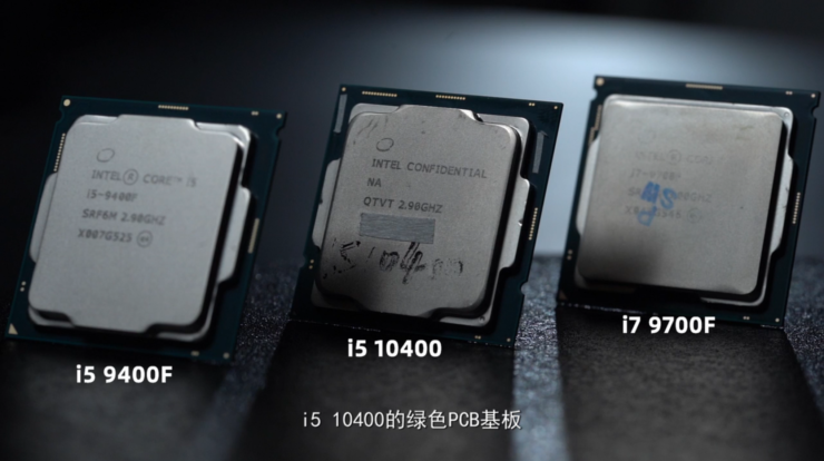 intel core 5 10400 benchmark