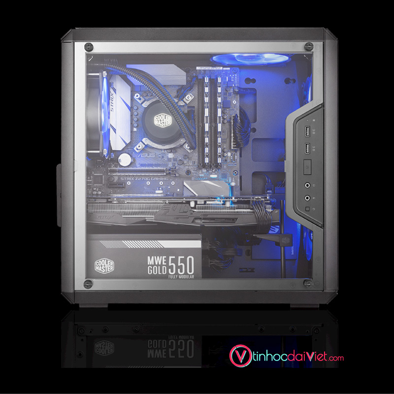 Case Cooler Master MasterBox Q300L Tin Hoc Dai Viet 4