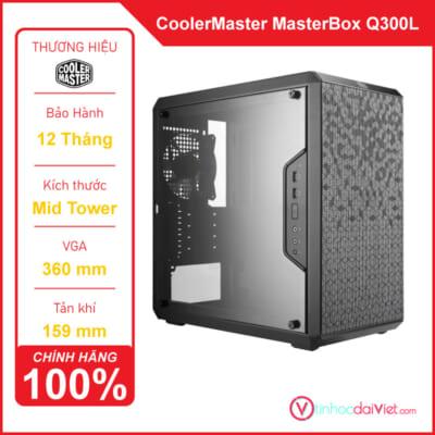 Case Cooler Master MasterBox Q300L - Tin Hoc Dai Viet