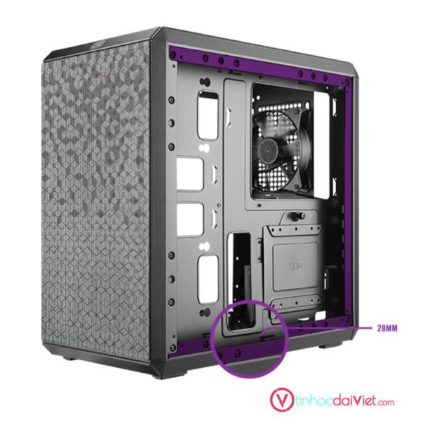 Case Cooler Master MasterBox Q300L khong gian di day rong rai