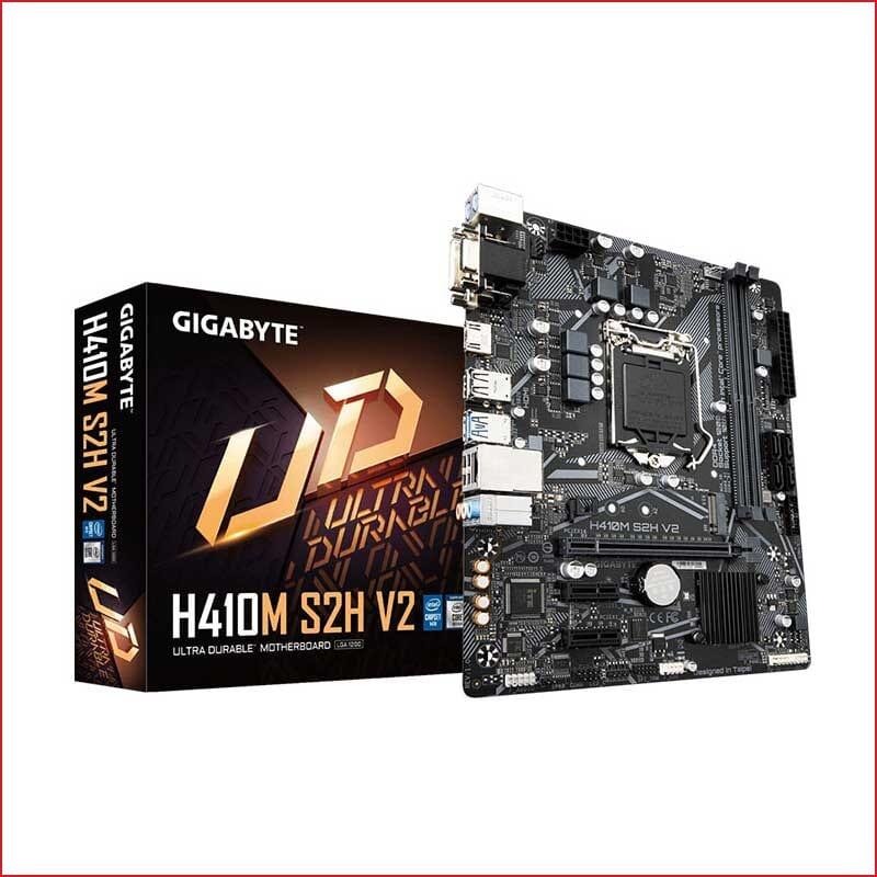 Main Gigabyte H410M S2H LGA 1200 cho Intel Gen 10 Tin học Đại Việt