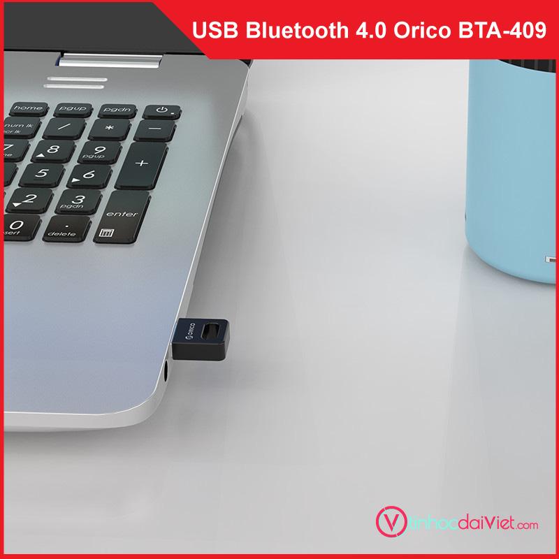 USB Bluetooth 4.0 Orico BTA 409 THDV 5