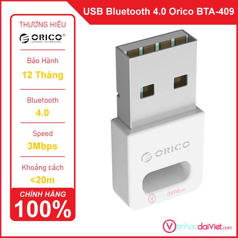 USB Bluetooth 4.0 Orico BTA 409 THDV