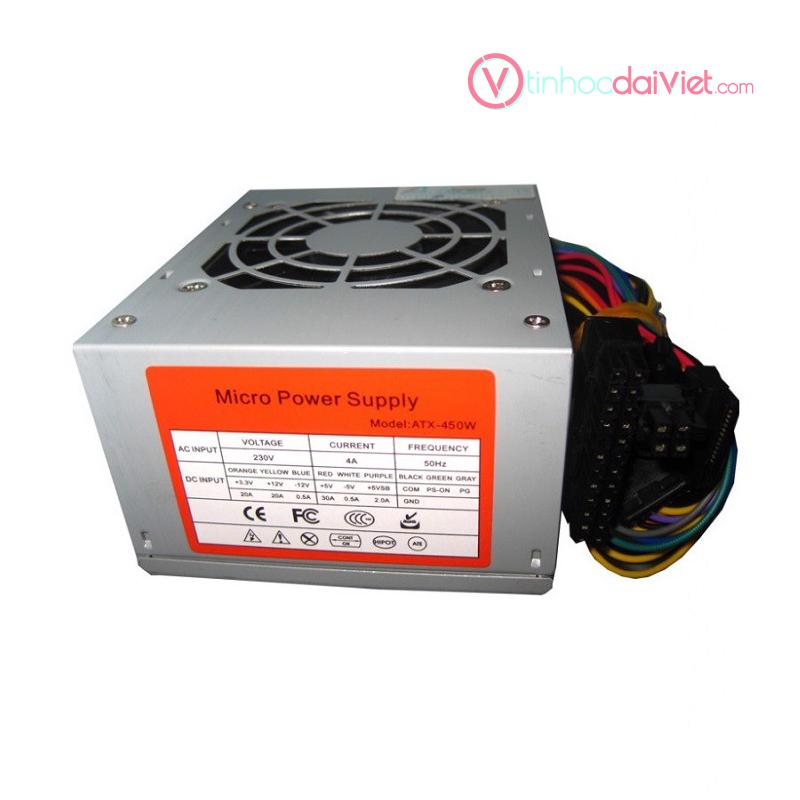 nguồn mini micro power 450w