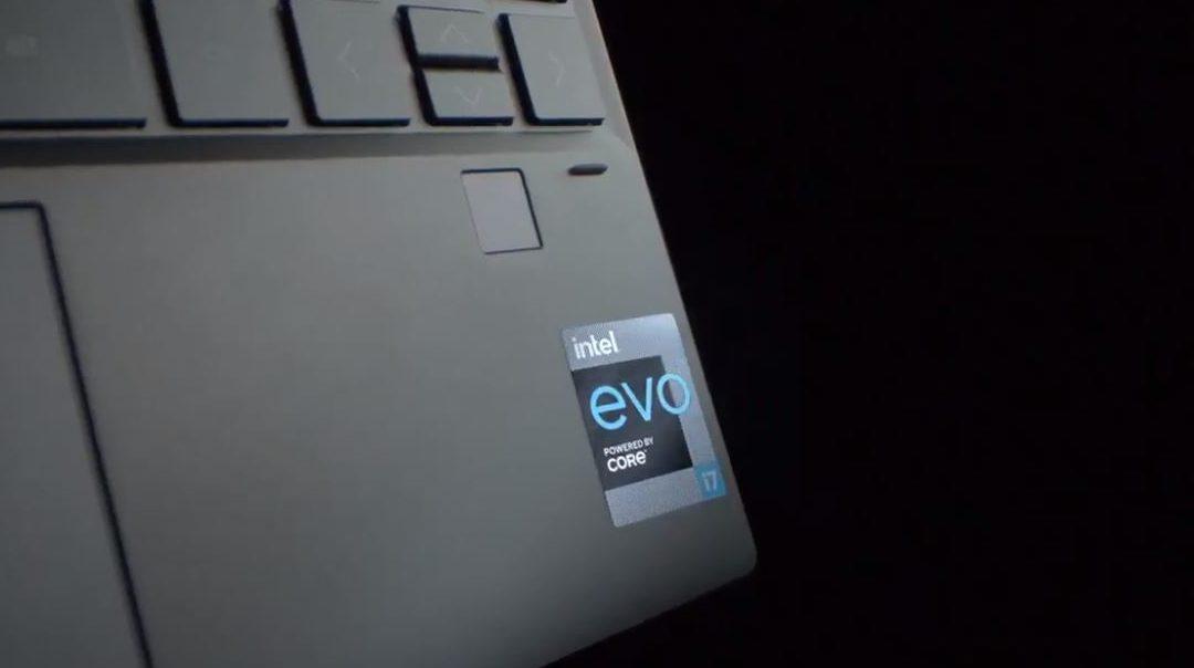 Intel Tiger Lake Core i7 EVO logo ro ri