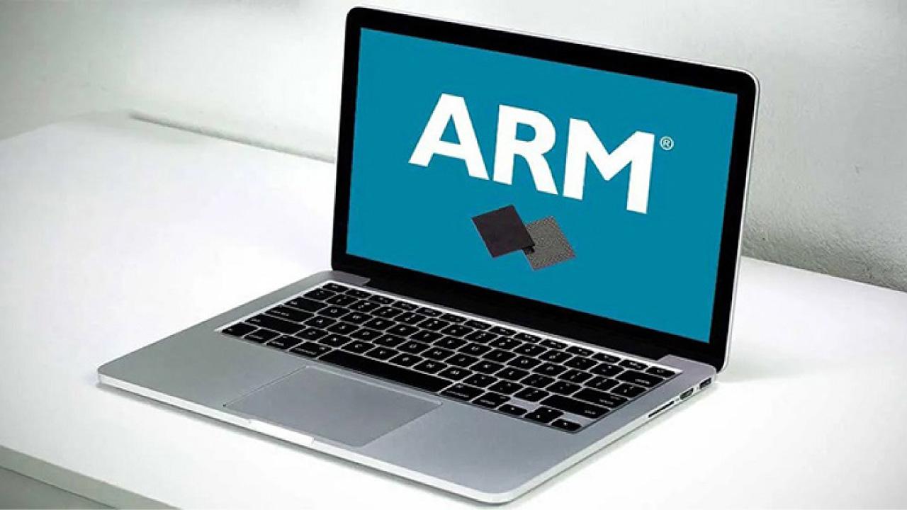Macbook nen tang ARM dau tien cua Apple ro ri thong so