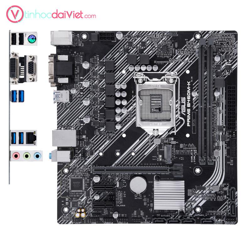 Main Asus Prime B460M K Socket Intel LGA 1200 D subDVI 4