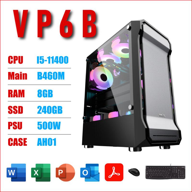 May Tinh Van Phong THDV Intel VP6