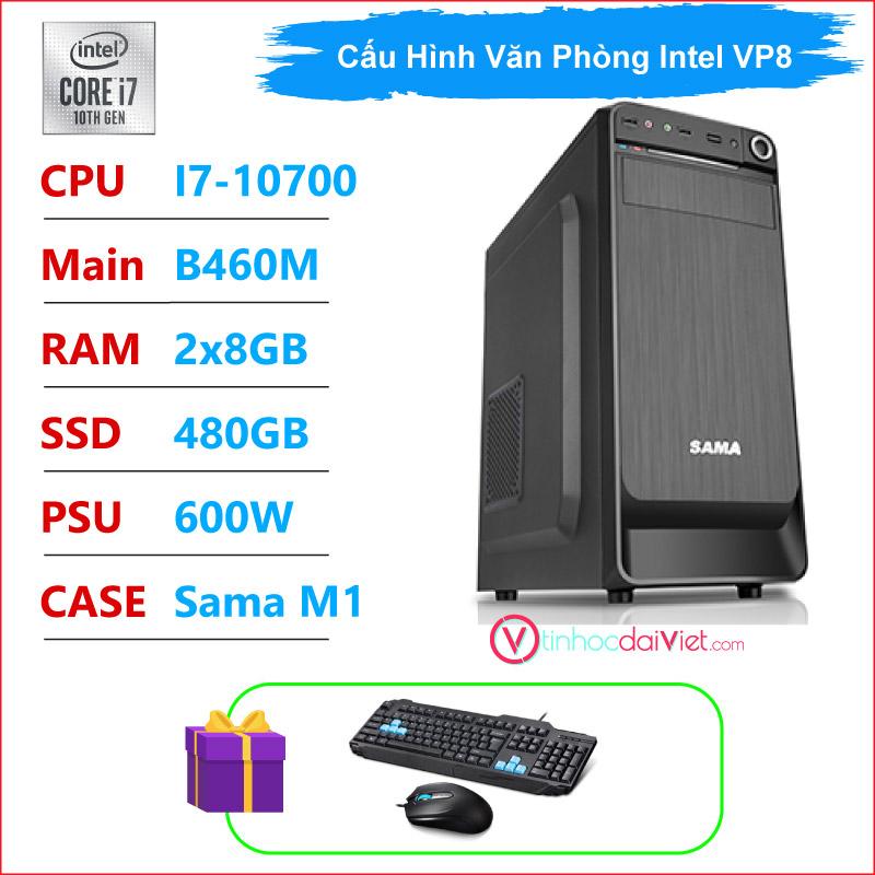 May Tinh Van Phong THDV Intel VP8