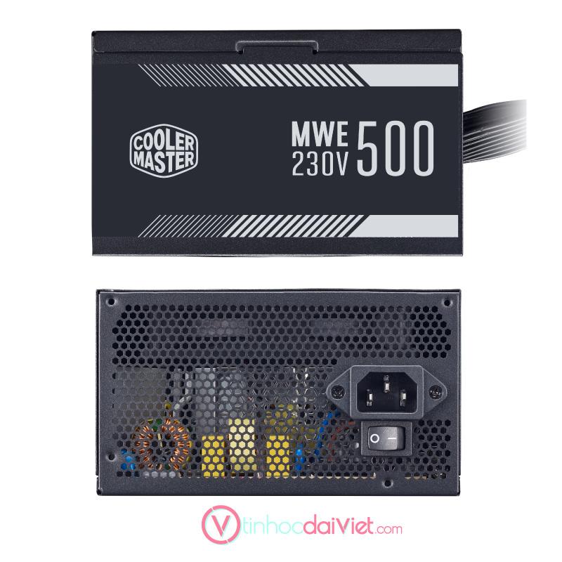 PSU – Nguon May Tinh Cooler Master MWE 500 White V2 1