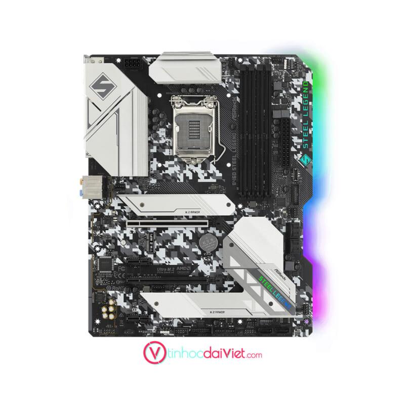 Mainboard Asrock B460 Steel Legend Socket Intel LGA 1200 2