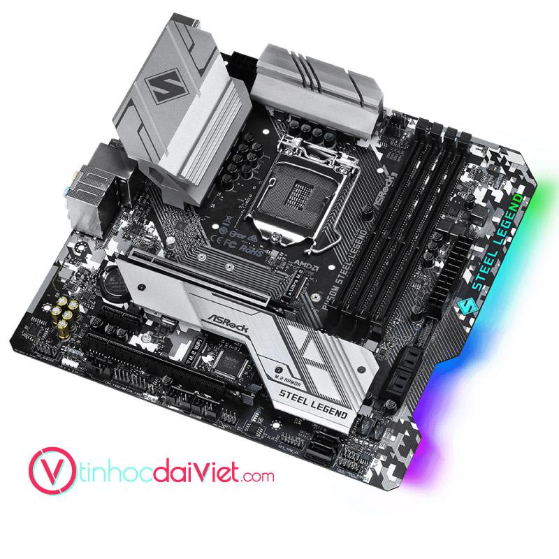 Mainboard Asrock B460M Steel Legend Socket Intel LGA 1200 2
