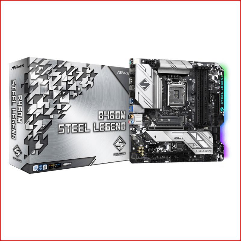 Mainboard Asrock B460M Steel Legend Socket Intel LGA 1200