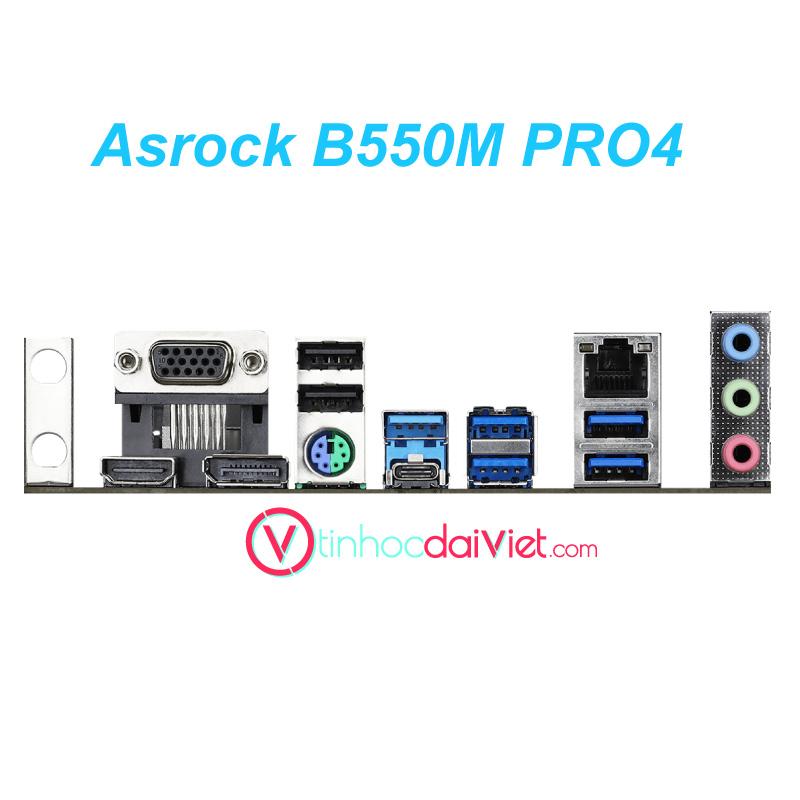 Mainboard Asrock B550M Pro4 3