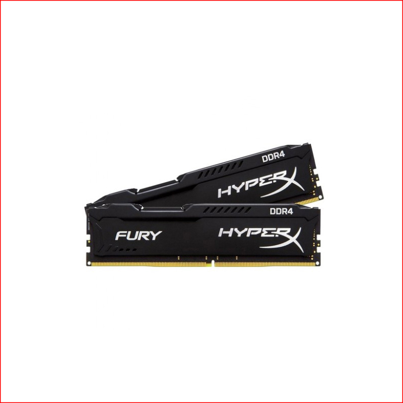 RAM DDR4 Kingston Hyper X Fury Kit 2x8 GB 2666 HX426C16FB3K216