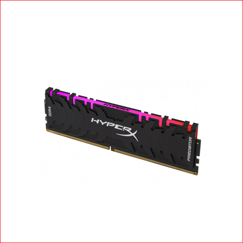 RAM DDR4 Kingston HyperX Predator RGB XMP 8 GB 3200 HX432C16PB3A8