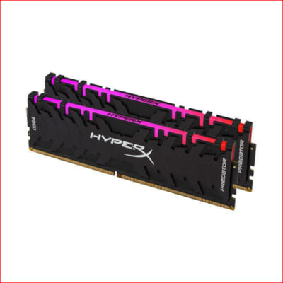 RAM DDR4 Kingston HyperX Predator RGB XMP Kit 2 x 8GB 3200 HX432C16PB3AK216