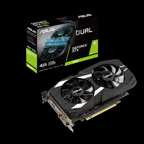 VGA Asus Dual GeForce GTX 1650 4GB DUAL GTX1650 4G