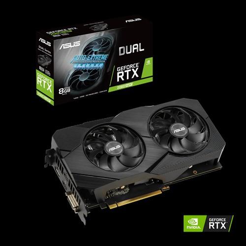 VGA Asus Dual GeForce RTX 2060 Super EVO V2 8GB DUAL RTX2060S 8G EVO V2