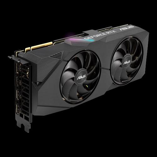 VGA Asus Dual GeForce RTX 2070 Super EVO 8GB DUAL RTX2070S 8G EVO 2