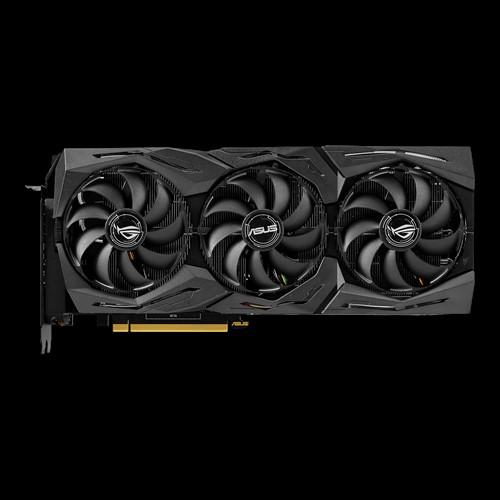 VGA Asus ROG Strix GeForce RTX 2080 Ti OC 11GB Gaming ROG STRIX RTX2080TI O11G GAMING 4
